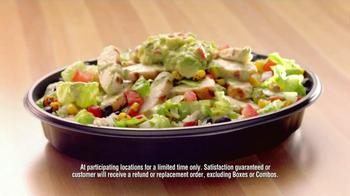 Taco Bell Cantina Bowl TV Spot, 'Ingredients' Featuring Lorena Garcia - Thumbnail 7