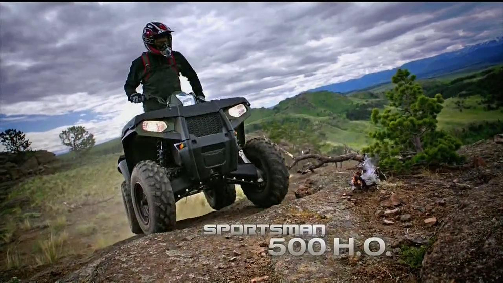 Polaris Holiday Sales Event TV Commercial, 'Hunt, Farm, Trail'