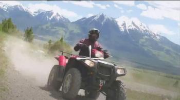 Polaris Holiday Sales Event TV Spot, 'Hunt, Farm, Trail' - Thumbnail 10