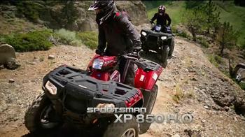 Polaris Holiday Sales Event TV Spot, 'Hunt, Farm, Trail' - Thumbnail 4