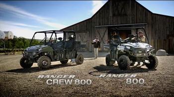 Polaris Holiday Sales Event TV Spot, 'Hunt, Farm, Trail' - Thumbnail 7
