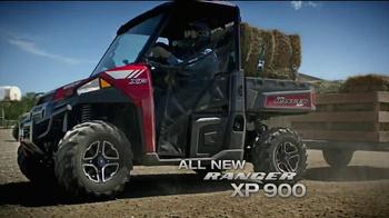 Polaris Holiday Sales Event TV Spot, 'Hunt, Farm, Trail' - Thumbnail 8