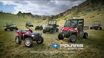 Polaris Holiday Sales Event TV Spot, 'Hunt, Farm, Trail' - Thumbnail 9