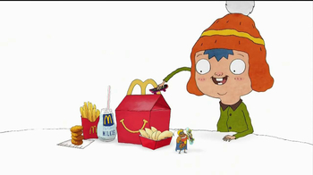 McDonald's TV Spot 'Young Justice Finger Board' - Thumbnail 8