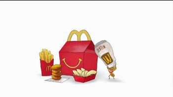 McDonald's TV Spot 'Young Justice Finger Board' - Thumbnail 5