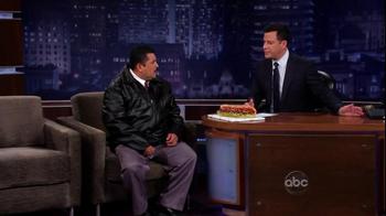 Jimmy Kimmel Live: Back to Brooklyn TV Spot, 'On Fire'