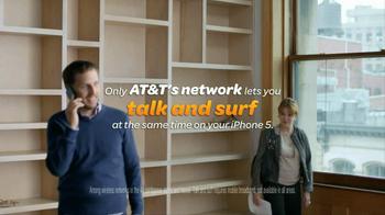 AT&T TV Spot, 'Fireplace Face' - Thumbnail 10
