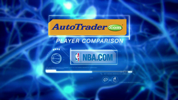 AutoTrader.com TV Spot, 'Player Comparison' - Thumbnail 10