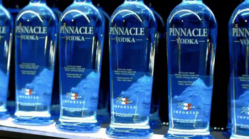 Pinnacle Vodka TV Spot, \'It\'s More Fun On Top\'