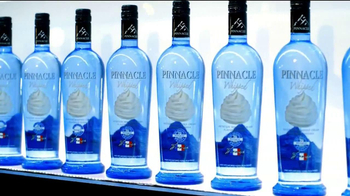 Pinnacle Whipped Vodka TV Spot, 'Pillow Fight'