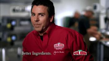 Papa John's TV Spot 'Freshness Matters' - Thumbnail 9