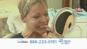 ClearChoice TV Spot, 'Failing Teeth' - Thumbnail 3