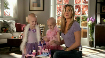 St. Jude Children's Research Hospital TV Spot Featuring Jennifer Aniston - Thumbnail 1