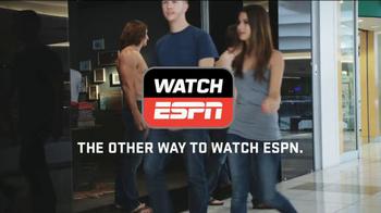 Watch ESPN App TV Spot 'Male Models' - Thumbnail 8
