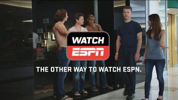Watch ESPN App TV Spot 'Male Models' - Thumbnail 7