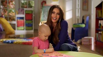 St. Jude Children's Research Hospital TV Spot Featuring Sofia Vergara - 104 commercial airings