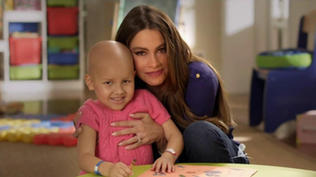 St. Jude Children's Research Hospital TV Spot Featuring Sofia Vergara - Thumbnail 9