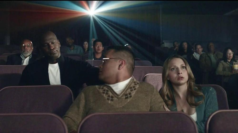 Hanes Tagless Underwear TV Commercial Featuring Michael Jordan