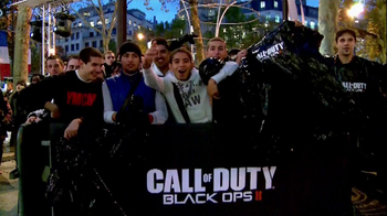Call of Duty Black Ops II TV Spot, 'Best Campaign Yet' Song AC/DC - Thumbnail 1