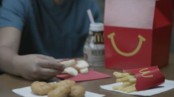 Rise of the Guardians Happy Meal TV Spot