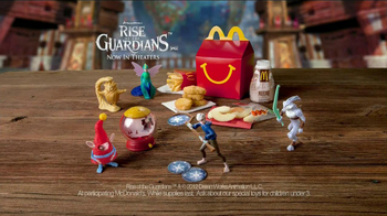 Rise of the Guardians Happy Meal TV Spot  - Thumbnail 10