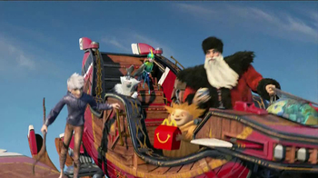 Rise of the Guardians Happy Meal TV Spot  - Thumbnail 2