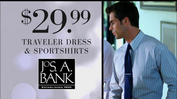 JoS. A. Bank Black Friday TV Spot 'Sports Shirts' - Thumbnail 8