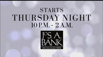 JoS. A. Bank Black Friday TV Spot 'Sports Shirts' - Thumbnail 2