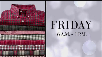 JoS. A. Bank Black Friday TV Spot 'Sports Shirts' - Thumbnail 7