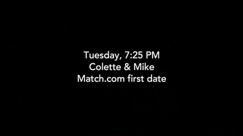 Match.com TV Spot 'Colette & Mike' - Thumbnail 1
