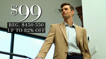 JoS. A. Bank Black Friday TV Spot, 'Camel Hair Blazers'  - 17 commercial airings