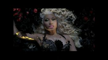 Nicki Minaj Pink Friday Perfume TV Spot