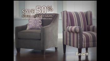Bassett Thanksgiving Sale TV Spot '33% Off' - Thumbnail 3