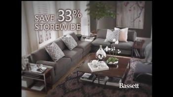 Bassett Thanksgiving Sale TV Spot '33% Off' - Thumbnail 4