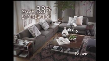 Bassett Thanksgiving Sale TV Spot '33% Off' - Thumbnail 5
