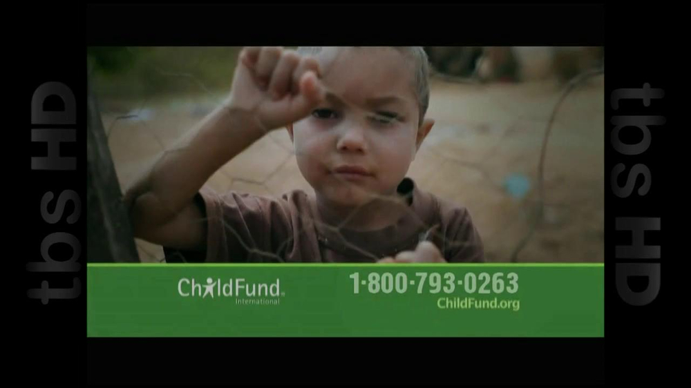 Child Fund TV Commercial, 'Amazing Grace'