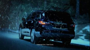 Infiniti JX TV Spot, 'Limited Engagement Winter Event' - Thumbnail 5