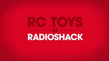 RC Toys at Radio Shack TV Spot, 'Helicopter' - Thumbnail 1