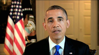 American Red Cross TV Spot Featuring Barack Obama - Thumbnail 4