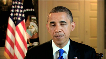 American Red Cross TV Spot Featuring Barack Obama - Thumbnail 6