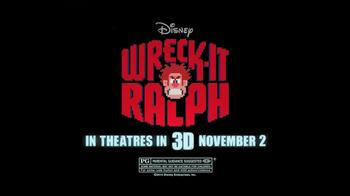 Subway Fresh Fit for Kids TV Spot, 'Wreck-It Ralph' - Thumbnail 9