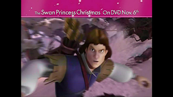The Swan Princess Christmas DVD TV Spot - Thumbnail 2