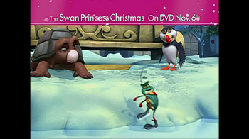 The Swan Princess Christmas DVD TV Spot - Thumbnail 6