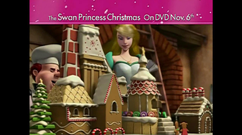 The Swan Princess Christmas DVD TV Spot - Thumbnail 7
