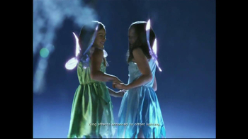 Secret of the Wings Dolls TV Spot, 'Light-Up Surprise'