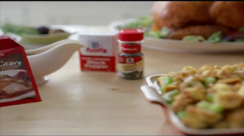 McCormick TV Spot, 'Thanksgiving Dinner' - Thumbnail 4