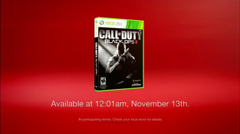 Target TV Spot, 'Call of Duty: Black Ops II' - Thumbnail 10
