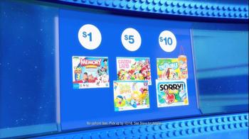 Toys R Us TV Spot, 'Board Game Sale' - Thumbnail 7