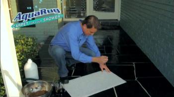 Aqua Rug TV Spot Featuring Tim Goewey - Thumbnail 5