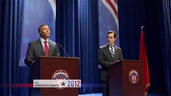 Tostitos Scoops TV Spot, 'Presidential Debate' - 952 commercial airings